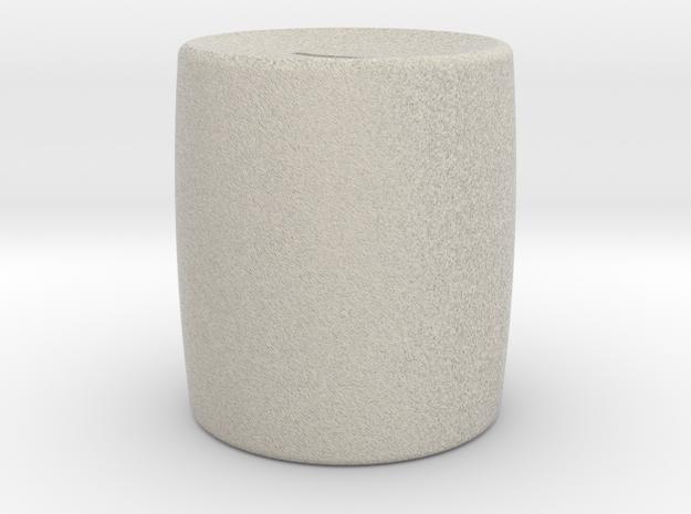 Money Box in Natural Sandstone