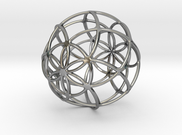 IS6 SPHERE in Antique Silver