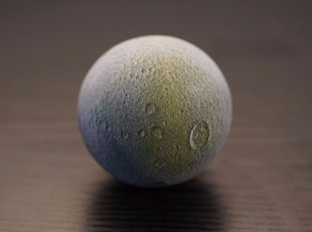 Tethys in Full Color Sandstone
