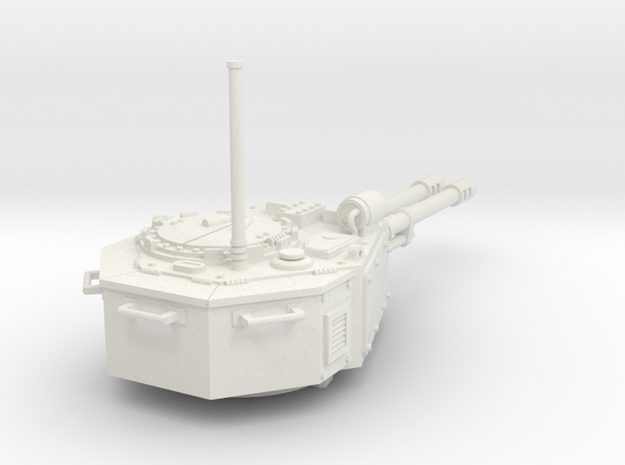 28mm tank turret automatic cannons