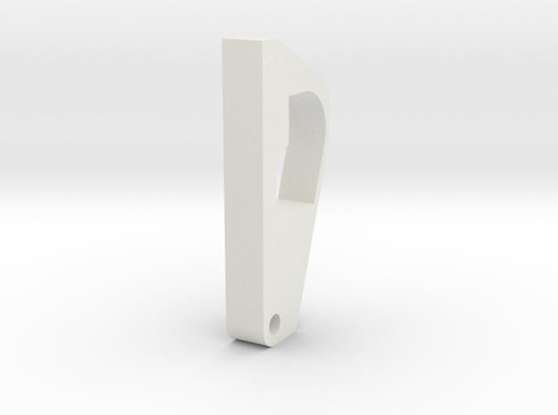TM Hop Arm for Mnub in White Natural Versatile Plastic