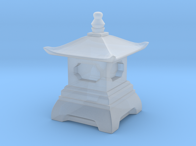 Japanese Pagoda/Lantern figure (filled, S/XS)
