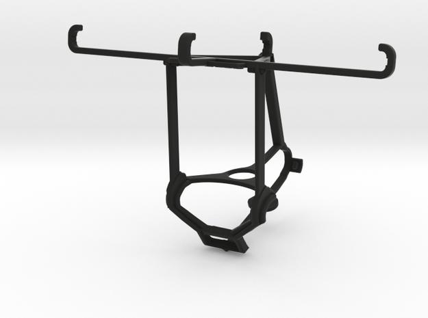 Steam controller & ZTE nubia Z11 - Over the top in Black Natural Versatile Plastic