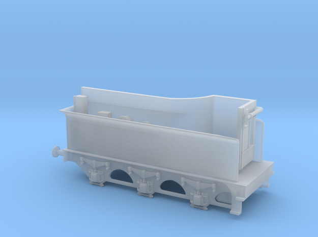 3mm - FR (& Cam) Tender  in Smooth Fine Detail Plastic