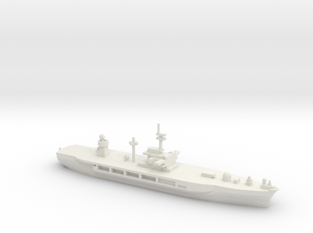 Blue Ridge-class command ship, 1/2400