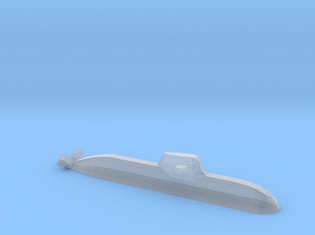 Type 212 submarine, 1/2400