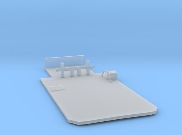 Smit Japan Main Deck Inlay 1/160 V56 for Harbor Tu