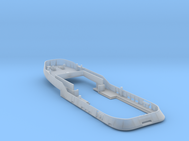 Main Deck & Bullwark 1/160 V56 fits Harbor Tug