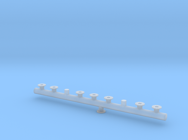 Dampfsammler V1 - 1:120 TT in Smooth Fine Detail Plastic