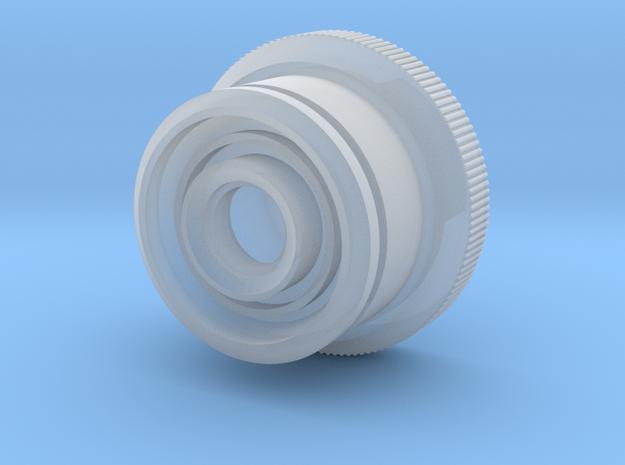 Artoo De Ago's 1:2.3 restraining bolt, open, flat  in Smooth Fine Detail Plastic