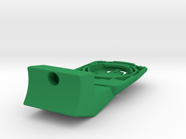 Wahoo Bolt Aero Barfly Mini Replacement Arm in Green Processed Versatile Plastic