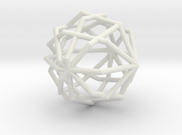 jennyu in White Natural Versatile Plastic