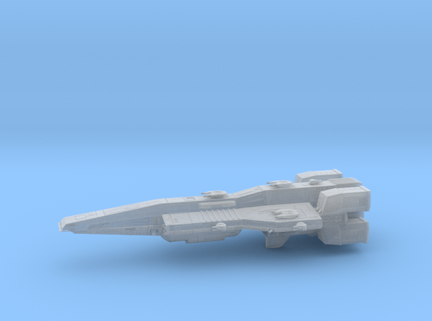 SCI FI Deep Space Void Cruiser, highly detailed
