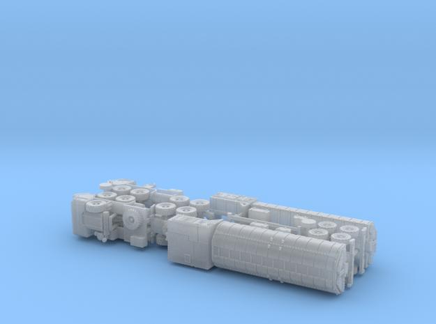 BGM-109G Gryphon Gryphon GLCM HEMTT 1/285