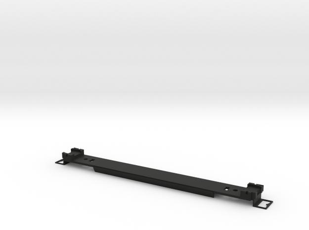 CIS Rahmen Scale TT opt. für ICE3 Piko Teile in Black Natural Versatile Plastic