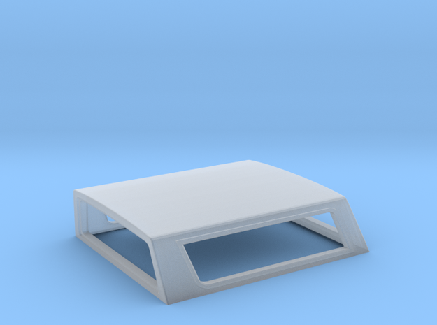 73-87 Chevy Silverado Bed Topper open version in Smoothest Fine Detail Plastic