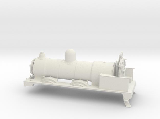 7mm - FR D1 & Cambrian SGC - BASIC in White Natural Versatile Plastic