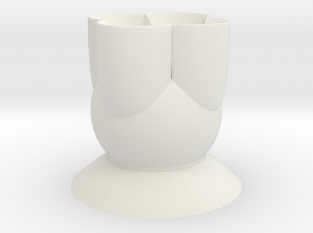10610711206 in White Natural Versatile Plastic