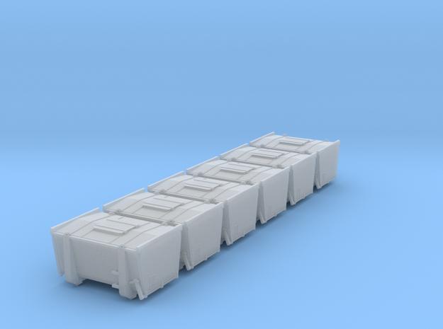 pa-Behälter Edkrt DB 6x in Smooth Fine Detail Plastic