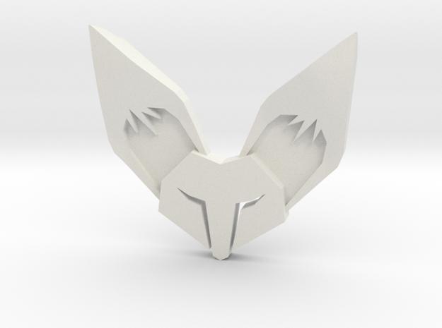 Fennec3D.com Fox Logo Fridge Magnet