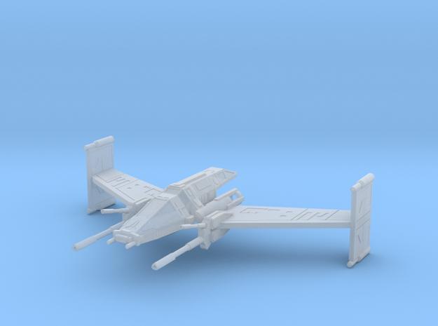 Zakuul Strike Fighter (1/270) in Smooth Fine Detail Plastic