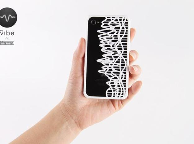 The Vibe iPhone Case - 1223692:65.18 3d printed