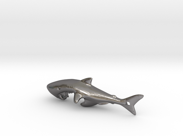 Shark Bottle Opener 3d printed
