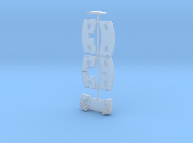 Ballast für LTM 1070 4 ver.4 in Smooth Fine Detail Plastic