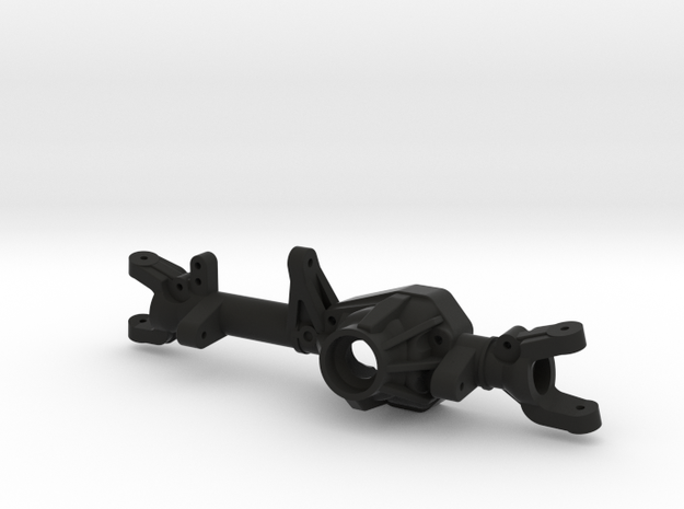 NC60 170mm Front Linked R Drop for RC4WD Gelande 2 in Black Natural Versatile Plastic