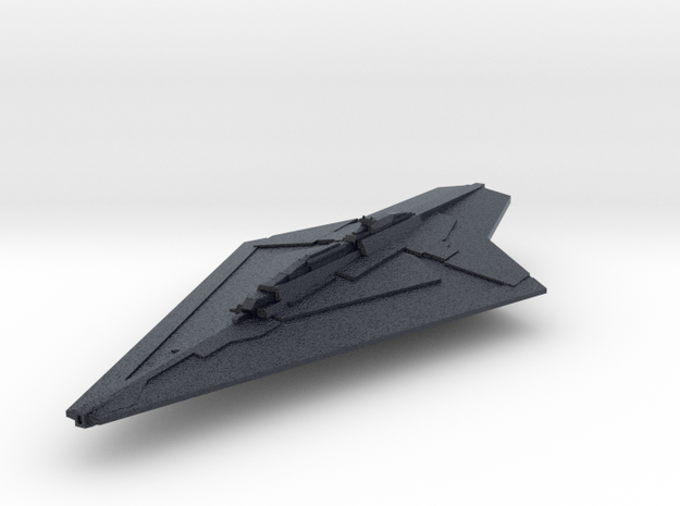 Assertor Star Dreadnought in Black PA12