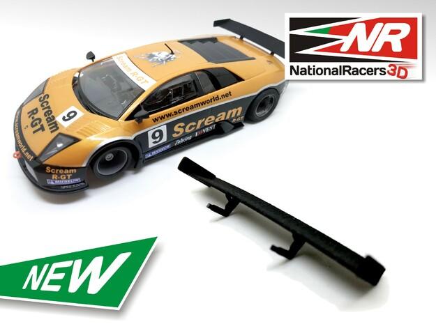 3D Rear Wing - NINCO Lamborghini Murcielago