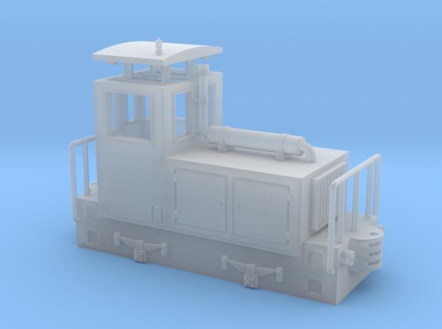 OD1 diesel shunter / diesel da manovra in Smooth Fine Detail Plastic