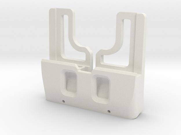 phh-004-bdy-001[phone] in White Natural Versatile Plastic
