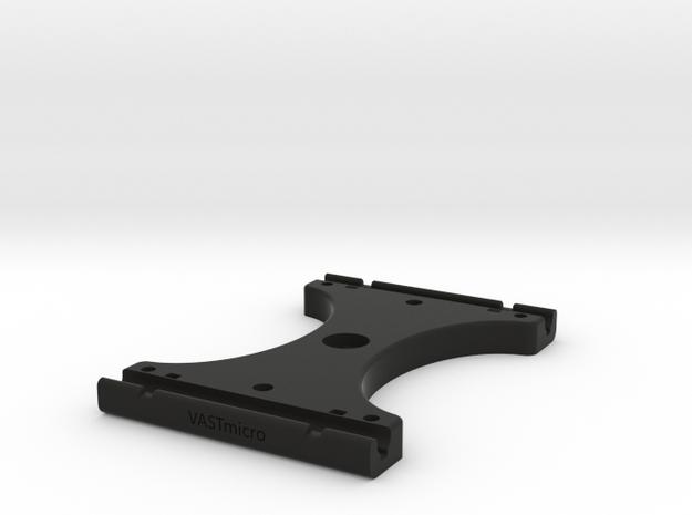 Tripod Mount Adapter for DJI Phantom 4 Drones in Black Natural Versatile Plastic