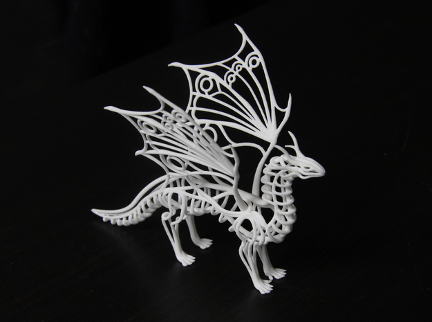 Hollow Butterfly Dragon