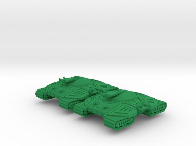 Terrapin Super Heavy Tracked Armor - 3mm