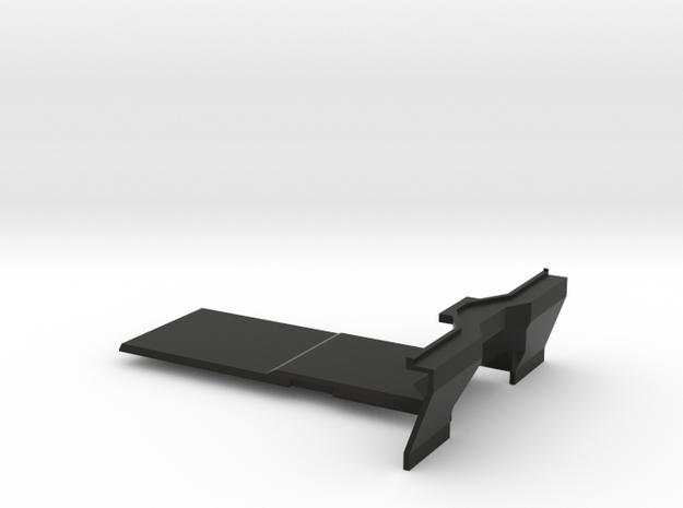 CMAX Hilux 4dr 152 Firewall Console in Black Natural Versatile Plastic
