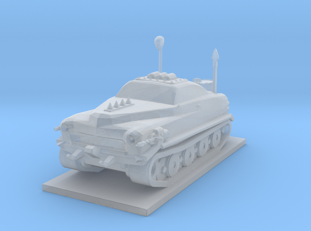 The Scorchbox in Smooth Fine Detail Plastic