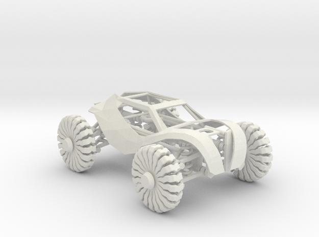Crawler buggy