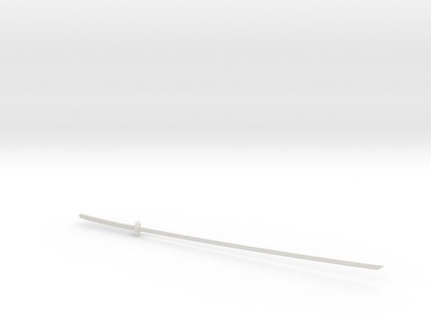 1/3rd Scale Ichigos' Bankai Sword From Bleach