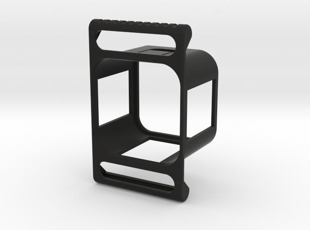 GoPro Session mount adapter forDJI OSMO MOBILE 2 in Black Natural Versatile Plastic