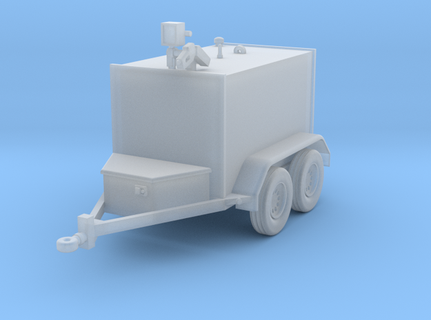 500 Gal. Fuel Transfer Trailer 1-87 HO Scale
