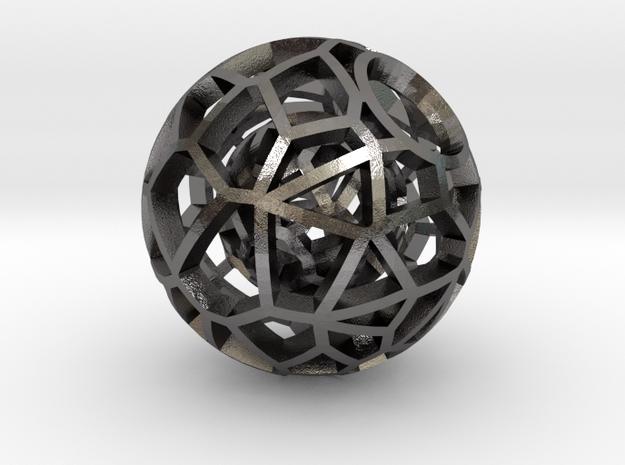 Intricate Dream Within A Dream for Rosieblau in Polished Nickel Steel