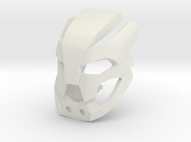 Inorganic Noble Calix (DarthDestruktor Variant) in White Natural Versatile Plastic