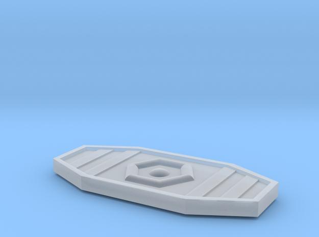 MechFansToys Laserwave Lens in Smoothest Fine Detail Plastic