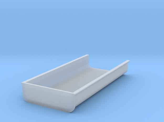 Flache_Mulde_ohneSpannten_H=16,6 in Smooth Fine Detail Plastic