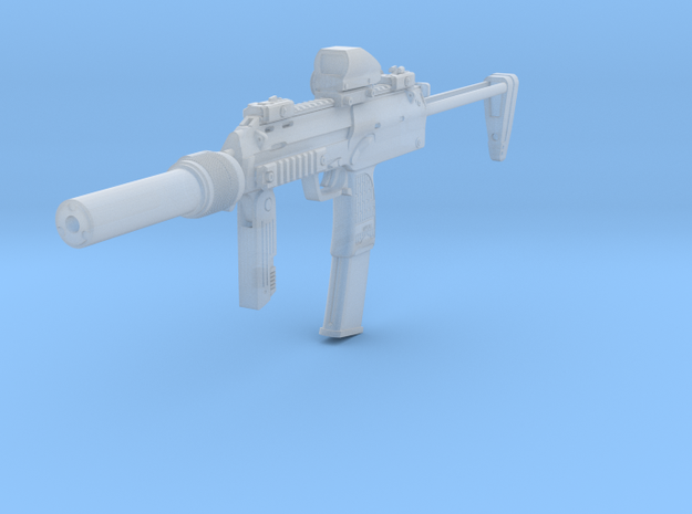1/12th MP7 tactical 1