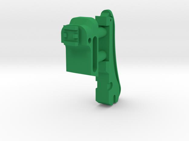 Vik Shoulder Stock in Green Processed Versatile Plastic