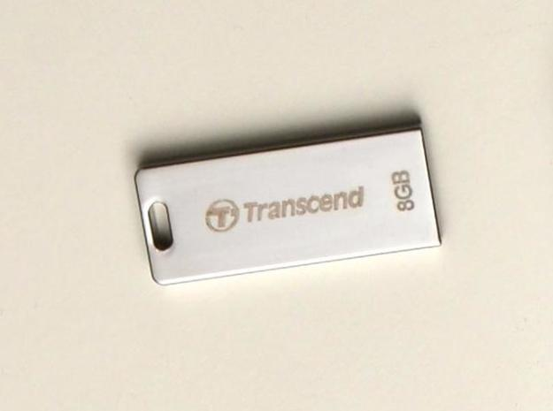iphone4 & iphone4s case for your card & usb drive 3d printed Transcend JetFlash T3 Series USB drive