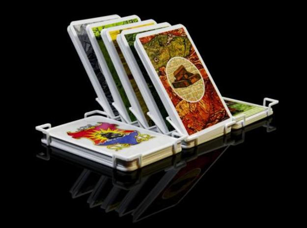 Catan Card Management System in White Strong & Flexible